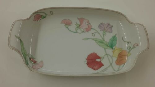 Platte Hutschenreuther Tavola Leonard Paris Decor Calypso 24 x 14 cm