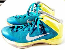 New Nike Zoom HyperQuickness 599519-300 Basketball Shoes Size 10