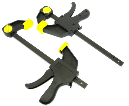 6 Inch Rapid Bar Clamp New  CL108 x 2 Vice Grip Spreader Quick Release