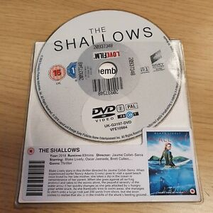 DISC ONLY - The Shallows DVD