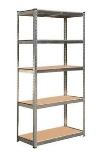Hilka-Emboitable-Etagere-Rangement-Unite-5-Niveaux-Travail-Banc-Table-175kg