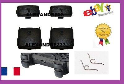 L1/R1/L2/R2/Trigger Bumper Bouton avec Ressort pour Sony PS4/DualShock 4/Controller