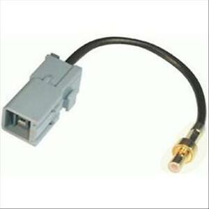 ANTENNA-ADAPTER-GPS-FROM-FAKRA-SYSTEM-STANDARD-IN-KENWOOD-PIONEER-JVC