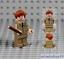 LEGO Harry Potter - Professor Remis Lupin Minifigure 4867 Hogwarts Castle 10132