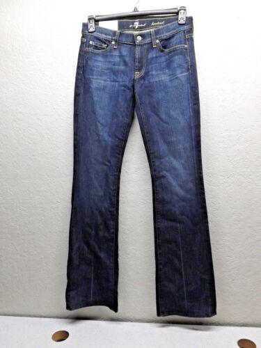 Denim Women Jeans For Stretch 7 Cut Nwt All Boot 28 Usa Mankind tOx1wz