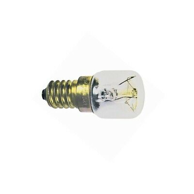 Bombilla luces e14 15w 25mm electrodomésticos como miele 1380930 Indesit Ignis | eBay