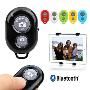 Details about Wireless Bluetooth Remote Control Camera Shutter for iPhone  iPad Android Phones