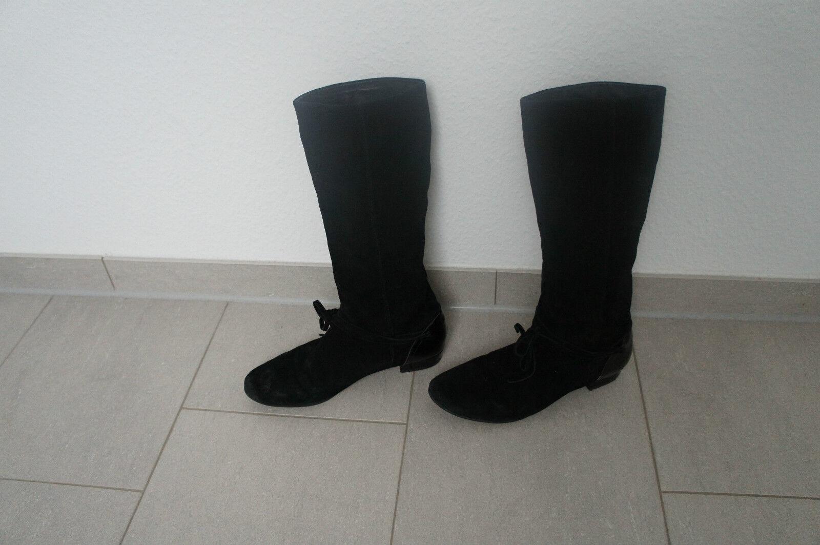 Stiefel Damen Lacoste Größe EDEL 40,5 schwarz w. neu EDEL Größe TOP fc67a7