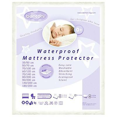 Baby Mattress Waterproof Protector washable cover cot bed cradle sheet reusable