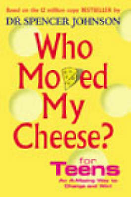 1 of 1 - Who Moved my Cheese? for Teens.