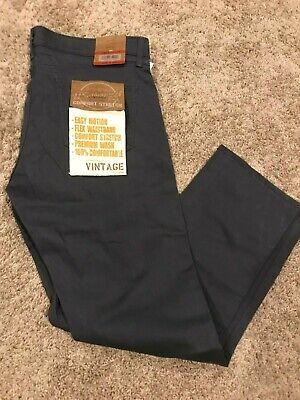 Weatherproof Vintage Men/'s 5 Pocket Twill Pant
