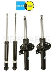 For-Audi-A3-VW-Jetta-Rabbit-TwinTube-Shock-Absorbers-amp-Front-Struts-Kit-Bilstein