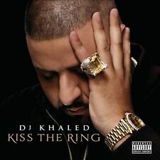 Kiss the Ring [Deluxe Edition] [PA] by DJ Khaled (CD, 2012, Universal Republic)