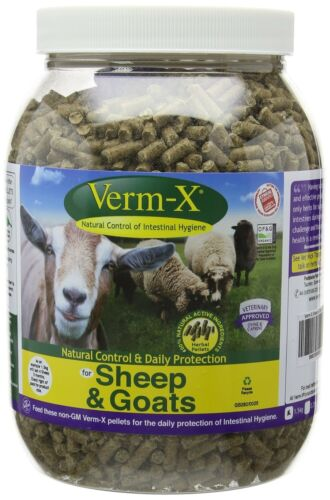 Verm-X for Sheep and Goats 1.5 Kg 1.5kg
