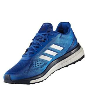 huge selection of 0299c 4a2ad Image is loading Adidas-Response-LT-Mens-Shoe-BA7544-Royal-White-