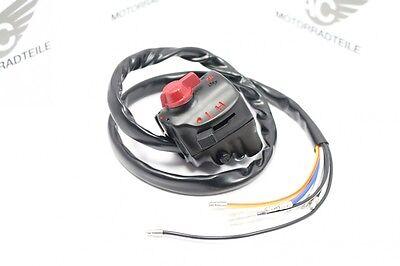 Cerca Voli Honda Cb 500 Four K0 K1 Interruttore Manubrio Manubrio Destro Rosso Repro Nuovo-