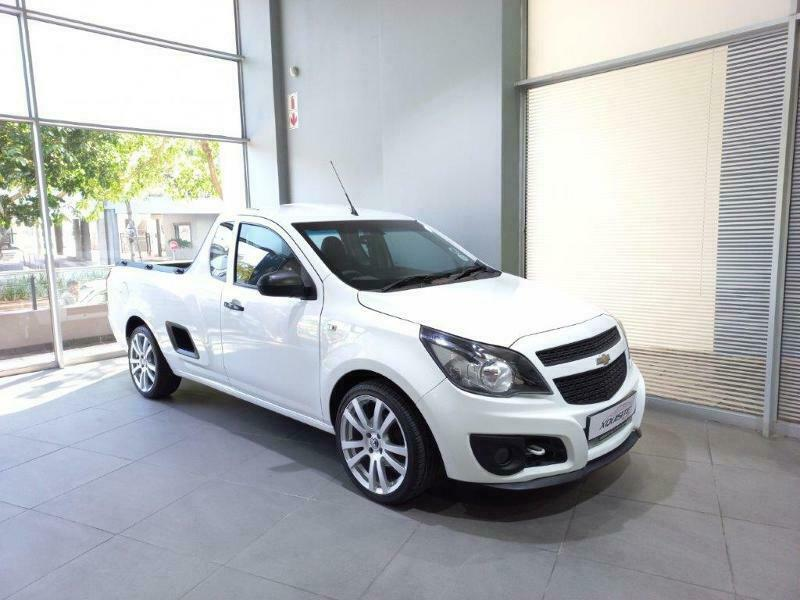 2016 Chevrolet Utility 1.4 Ute Working Edition