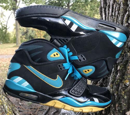 Nike AIR sc Trainer Jacksonville Jaguars Size 8
