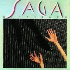 """SAGA """"BEHAVIOUR"""" CD 11 TRACKS NEU"""