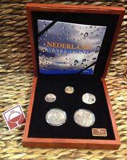 "NEDERLAND 2010 PRESTIGE SET ""WATERLAND""  COMBISET"