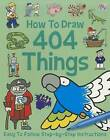 Ht Draw 404 Things by Top That! Publishing (Paperback / softback, 2012)