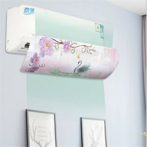 Anti-Direct-Blowing-Retractable-Air-Conditioner-Wind-Shield-Deflector-Baffle