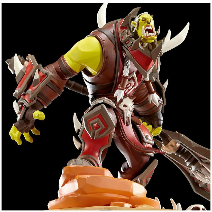 Blizzcon 2019 Blizzard Legends World of Warcraft Saurfang Orc Statue cifra 9