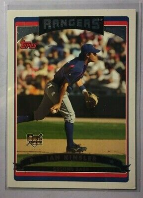 "Sports Mem, Cards & Fan Shop Nice Ian  Kinsler  2006  Topps  # 632  "" Rookie  Card """