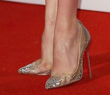 9df8f55bec5 Christian Louboutin Crystal-embellished   Glitter Follies STRASS ...