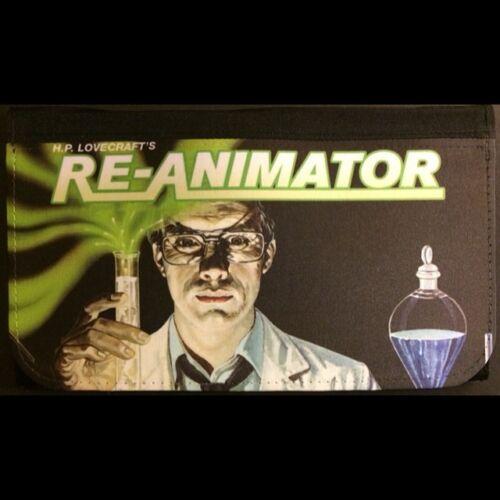 Re-Animator Ladies Wallet Horror Punk Rockabilly Psychobilly