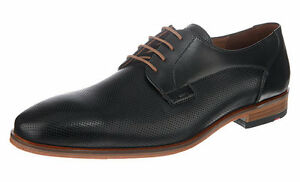 lloyd men 39 s black leather fashion oxfords made in germany. Black Bedroom Furniture Sets. Home Design Ideas