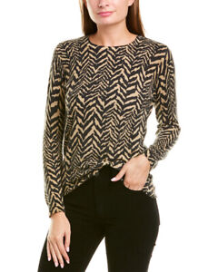 J-Mclaughlin-Sancerre-Cashmere-Sweater-Women-039-s-Brown-Xl