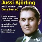"""The Pearl Fishers' Duet: The Very Best of Jussi Bj""""rling (CD, Oct-2010, Alto)"""