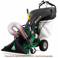 Billy Goat Quietvac™ (33) 160cc Honda Hard Surface Vacuum