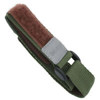 16-20mm Tec.one Nylon Sport Watch Band Green on sale