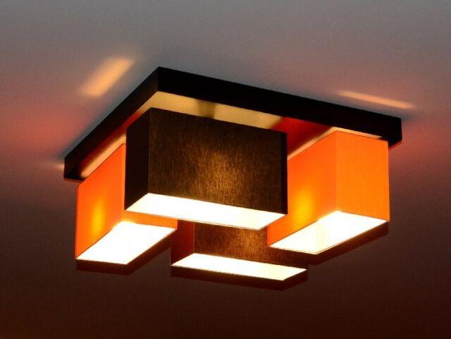 Deckenlampe Deckenleuchte Lampe Leuchte 4 flammig TOP Design Ibiza V4M NEU &OVP