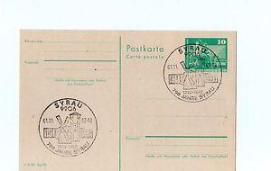 alte-DDR-Ersttagspostkarte-700-Jahre-Syrau-Vogtland-NEU-Ungelaufen