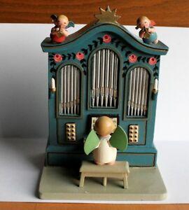 "Old Wendt & Kühn-Organ/Angel Music Box/Game Factory-Music Factory ""Silent Night"""
