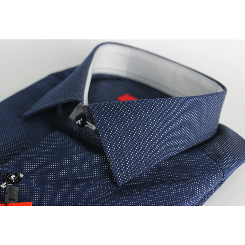 Herrenhemd 100% Baumwolle Handwerkskunst MADE IN ITALY Gr. 39-46 REGULAR