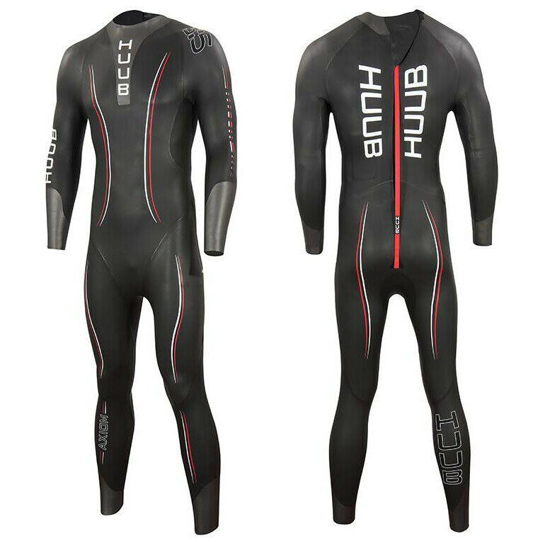 HUUB Axiom 3 5 Triathlon Wetsuit Mens Swimming Triathlon Open Water Sizes XS-XL