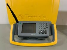 Trimble Cu Kit With Survey Controller Software 1250 Fw Pre Owned