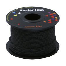 US Stock 100ft Test 500lb Kevlar Braid Line String for Outdoor Industry Tactical