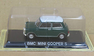 DIE-CAST-034-BMC-MINI-COOPER-S-034-LEGENDARY-CARS-SCALA-1-43