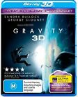 Gravity (Blu-ray, 2014, 2-Disc Set)