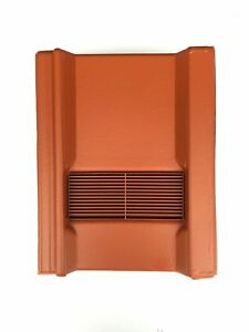 Roof Tile Vent To Fit Marley Wessex Roof Tiles
