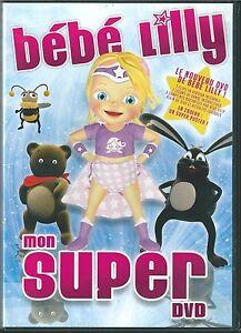 DVD-BEBE-LILLY-MON-SUPER-DVD