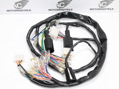f1 wiring harness honda cb 550 four f1 f2 supersport 1975 1978 wire wiring harness  honda cb 550 four f1 f2 supersport 1975