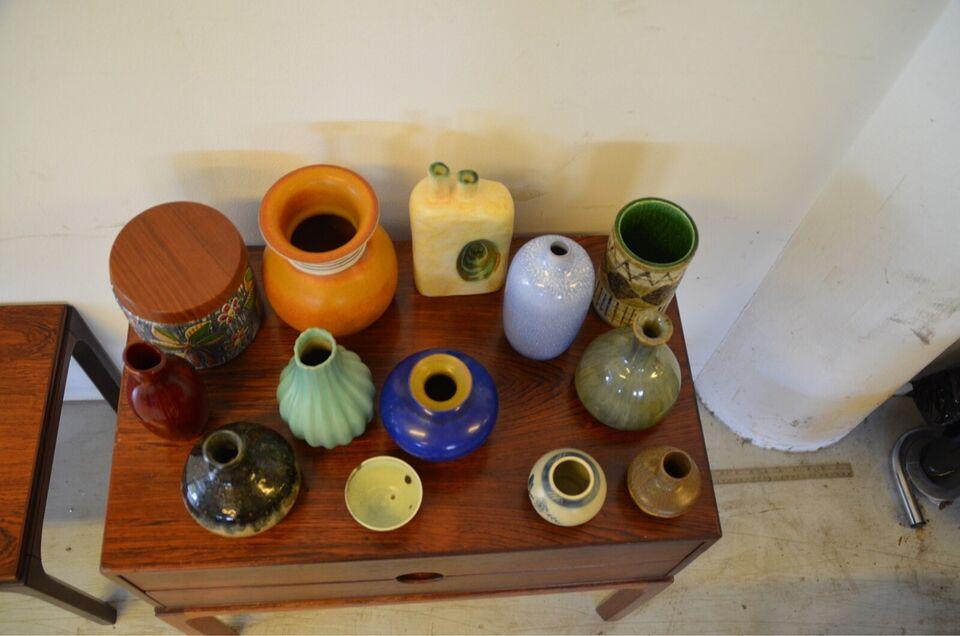 Keramik, Samling keramik
