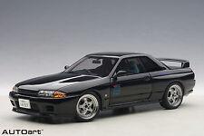 Autoart Initial D Legend 2 Nissan Skyline GT-R R32 V-Spec II 1:18 77419 Black