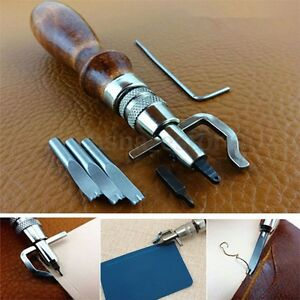 7-en-1-Herramienta-para-Cuero-agujero-lineas-matacantos-bordes-Stitching-Groover